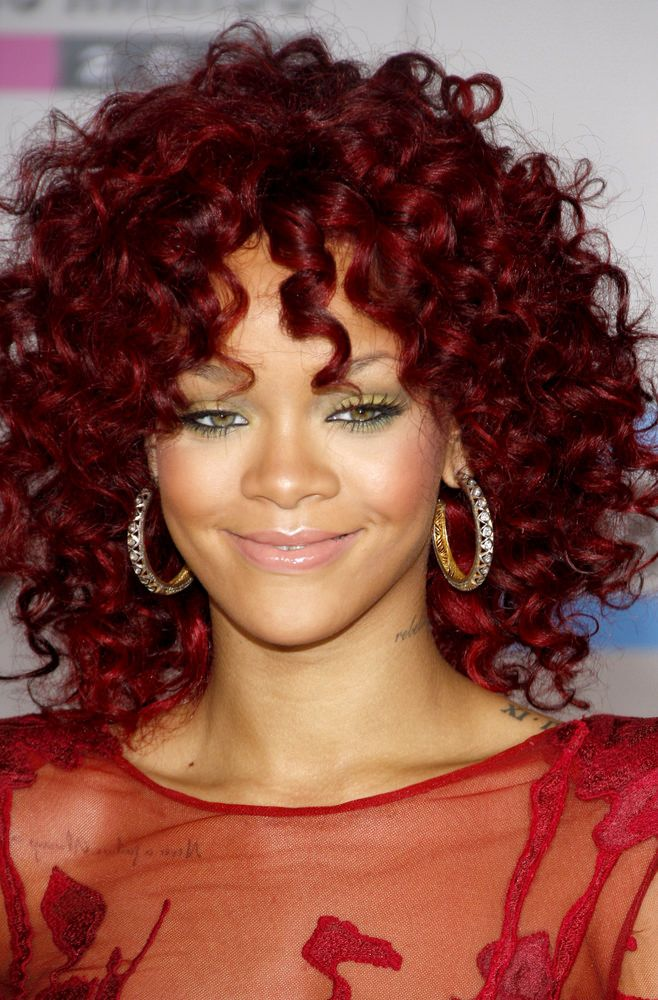 Marvelous 1000 Images About Hairstyles For Me On Pinterest Rihanna Curly Hairstyles For Women Draintrainus
