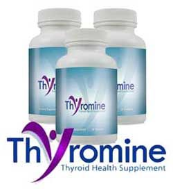 Thyromine Is An All Natural Thyroid Health Supplement That Works