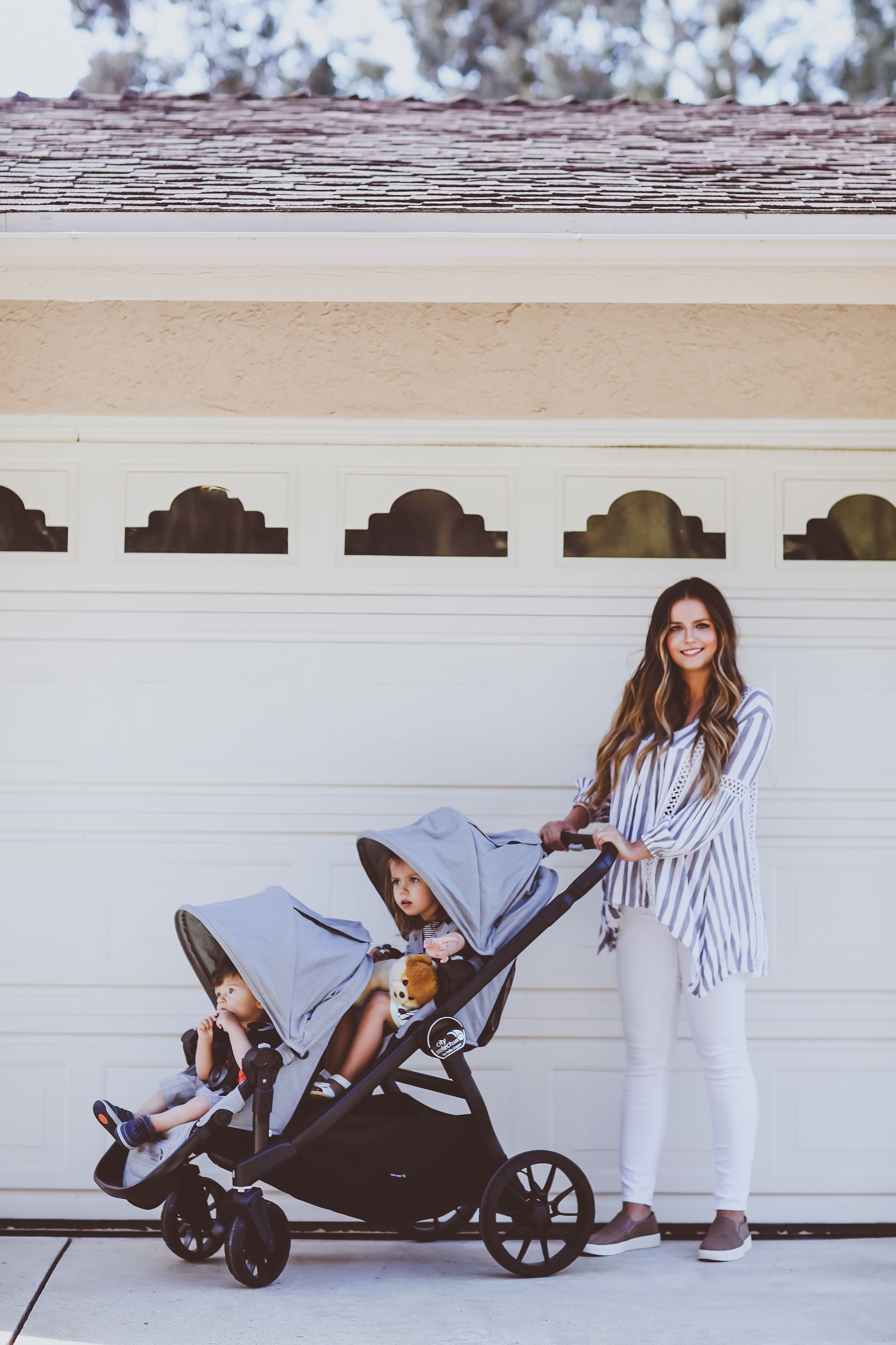 Baby Jogger City Select Lux 2017 Convertible Double