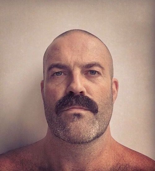 Pin By Wade Tucker On Moustaches Men In 2019