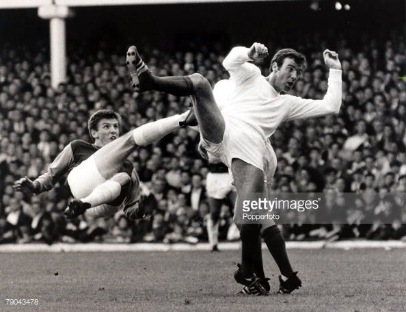 -2nd-september-1967-league-division-one-upton-park-David Sadler and Martin Peters