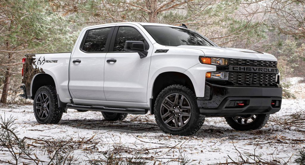 2021 Chevrolet Silverado Realtree Edition Thinks It Can