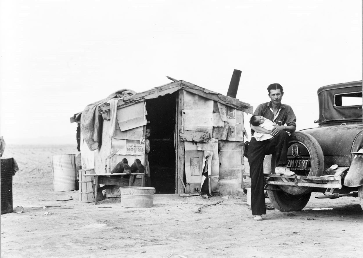 Dorothea Lange Was An American Photographer Was Renown For His Images Of  The Great Depression Era