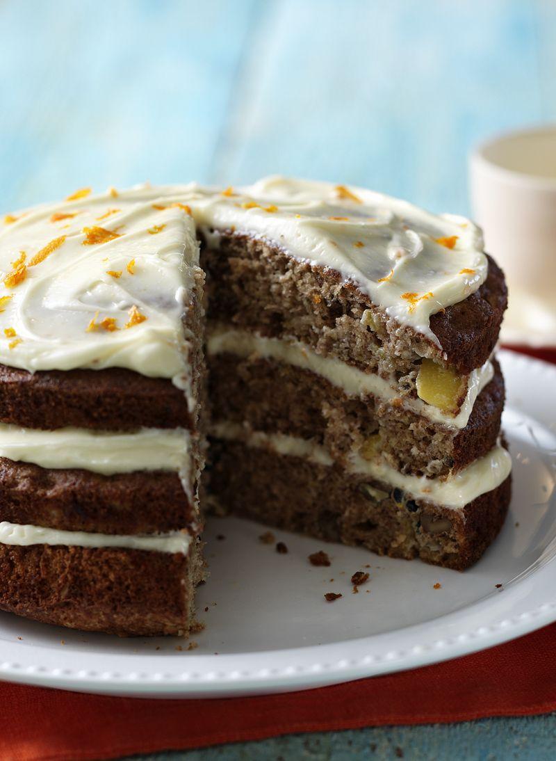 Hummingbird cake Recipe in 2020 Bbc good food recipes
