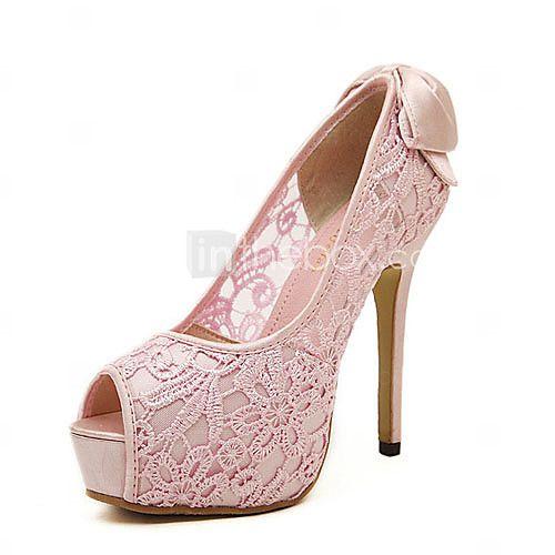 Zapatos negros de primavera Tacón de aguja formales Qiyun.z para mujer lBnPdwXk