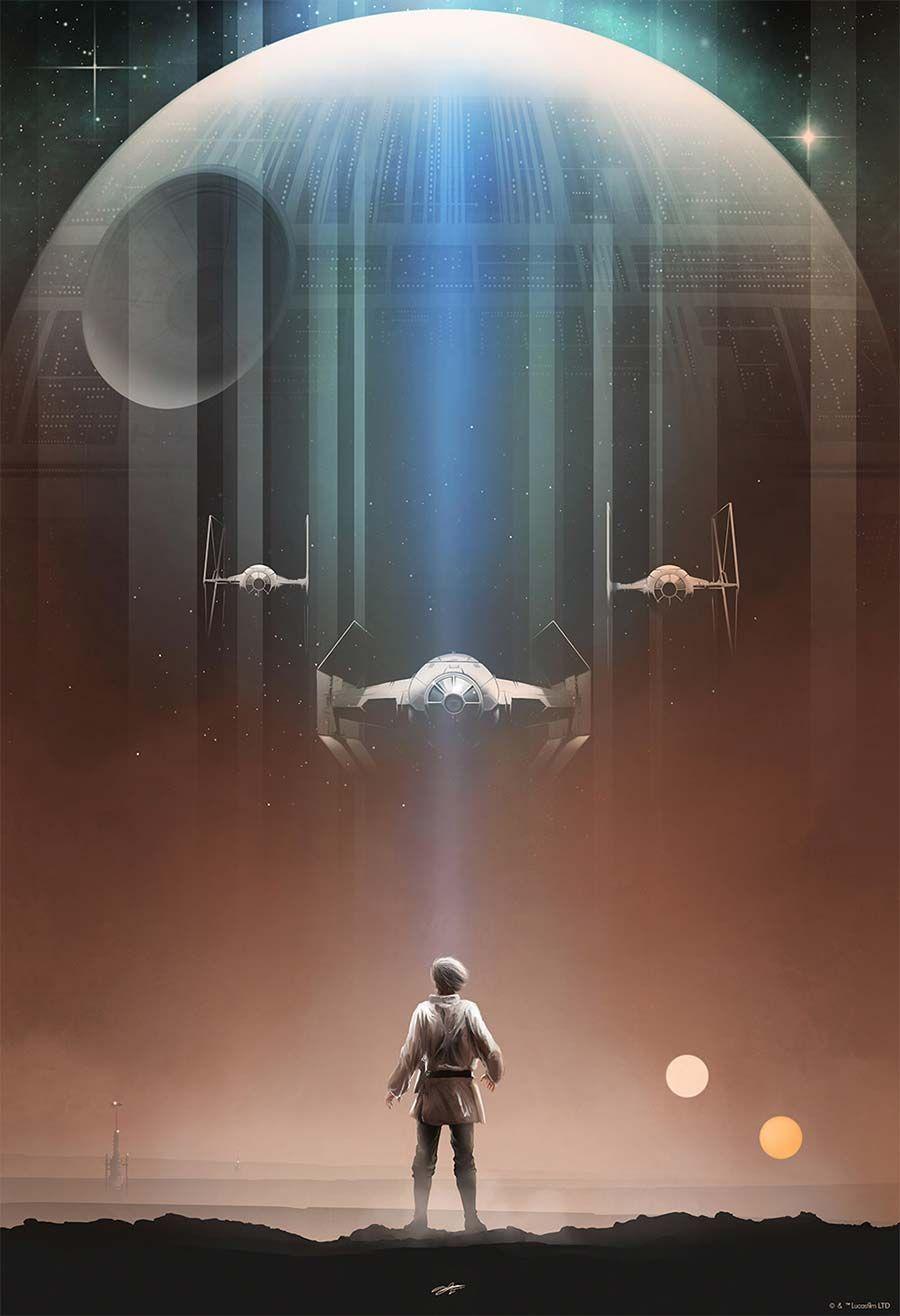 Star Wars: Perspectives - Digital Paintings von Andy Fairhurst -  Star Wars: Perspectives star-wars-perspectives-andy-Fairhurst_01  - #Andy #digital #Fairhurst #GardenPlanning #Paintings #Perspectives #Star #StarWars #StarWarsArt #von #Wars