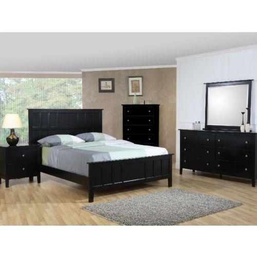 Studio Black King Bedroom Suite | HOM Furniture | ideas for ...