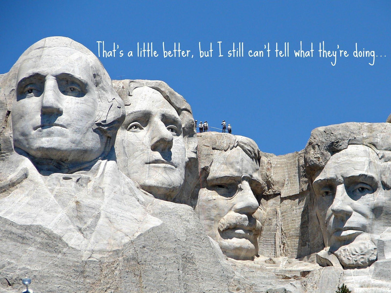 Funny Pictures Of Mount Rushmore
