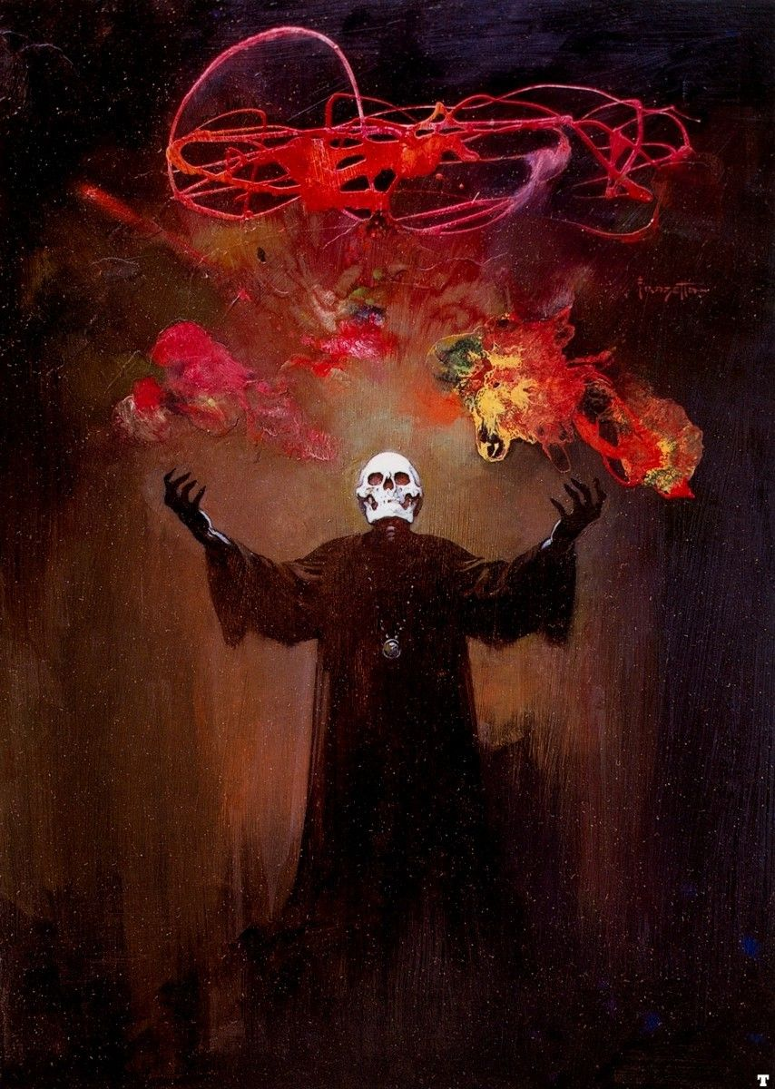 "Frank Frazetta - Devil's Generation - Funky Fantasy Art - Funk Gumbo Radio: http://www.live365.com/stations/sirhobson and ""Like"" us at: https://www.facebook.com/FUNKGUMBORADIO"