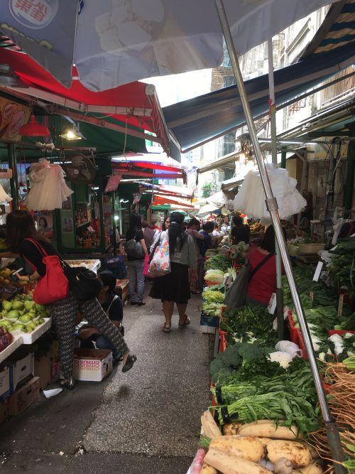 The Graham Street - market starts here