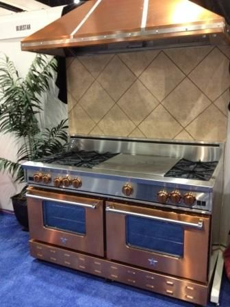 60 Bluestar Rnb Series Range In Infused Copper Kitchen Appliances Kitchen Kitchen Flooring
