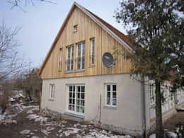 VorherNachher Altes Fachwerkhaus wird behutsam saniert