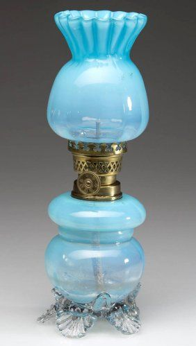 Rare Panel-optic Miniature Lamp