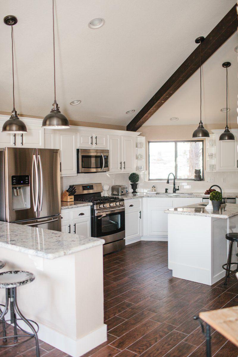 Our Vacation Home in Flagstaff | Pinterest | Granit Arbeitsplatten ...