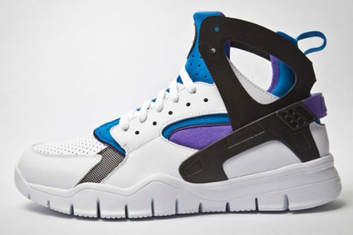 Old school Huarache, new school Free technology