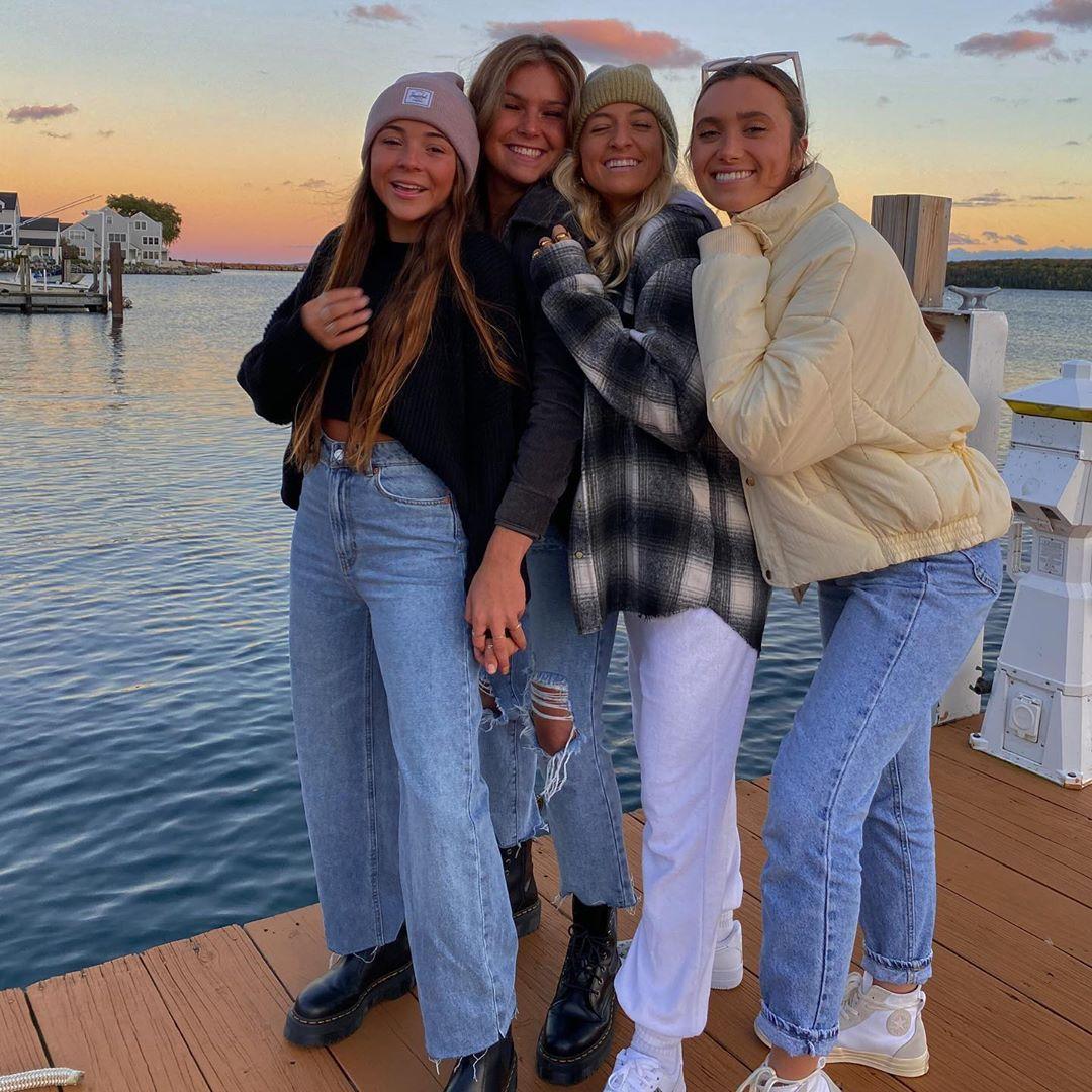 "LEXI HIDALGO on Instagram: ""Girly girls in Mackina"