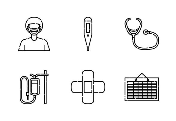 Medical Symbol Vector Medical Symbols Medical Tattoo Medical Sign