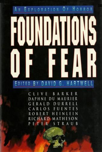 The Books of David G. Hartwell: Foundations of Fear and The Ascent of Wonder