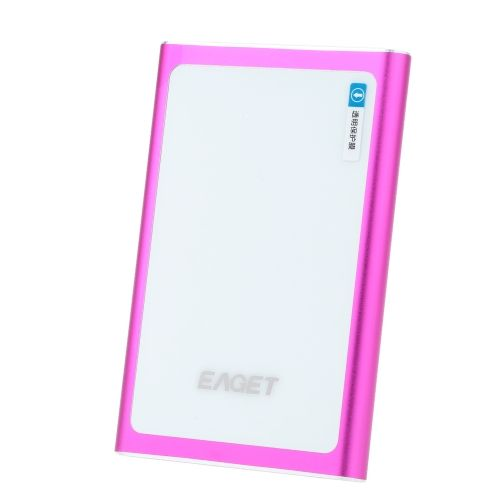 EAGET G90 USB3.0 Fashion High Speed External Hard Drives Portable Desktop Laptop Mobile Hard Disk 500G
