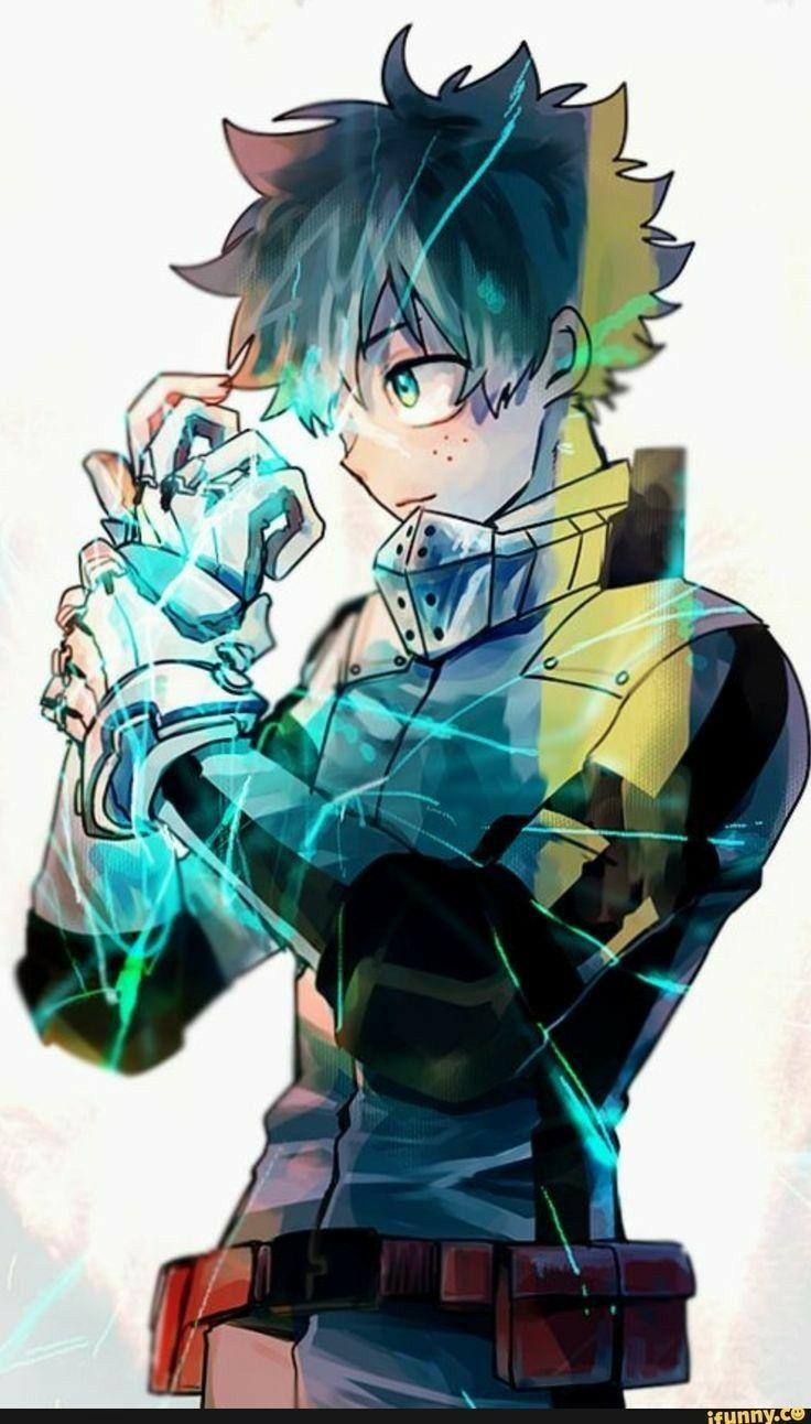 My Hero Academia Myheroacademia Anime Actionamine Izuku Midoriya Anime Anime Luta