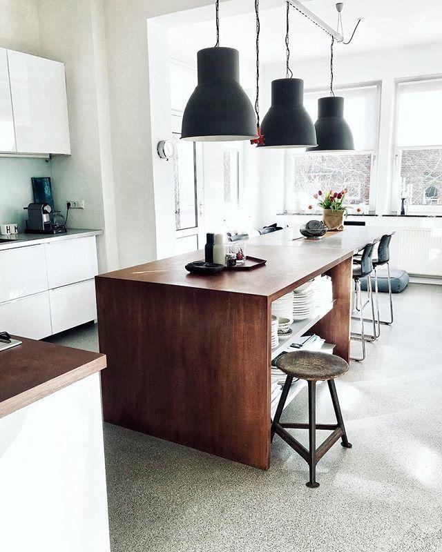 Küchenfoto | SoLebIch.de Foto: Frilo #solebich #küche #ideen #streichen