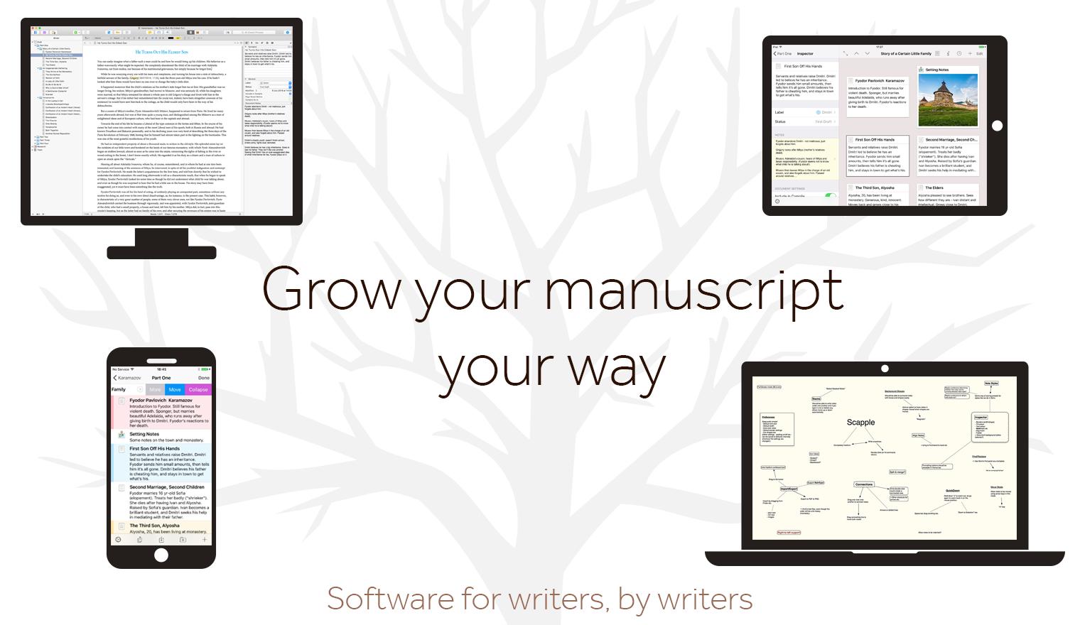 Literature And Latte Scrivener Writing Software Mac O X Window Tool Research Skills Dissertation