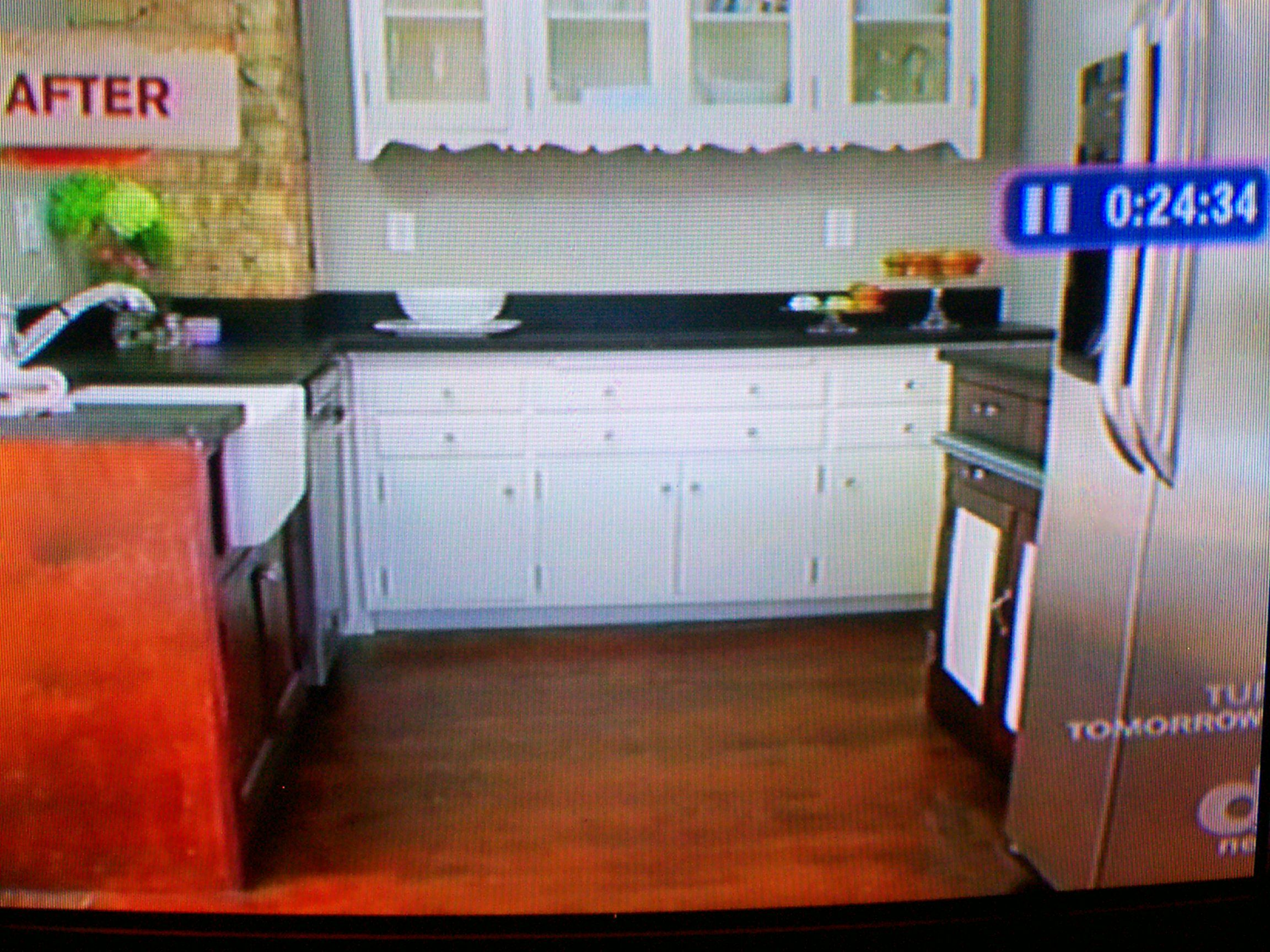 Diy Network After Love The Placement Of The Fridge Kitchen Plan Knock Out The Panty Put The Fridge T With Images Kitchen Plans Diy Cupboards Kitchen Pantry Cabinets