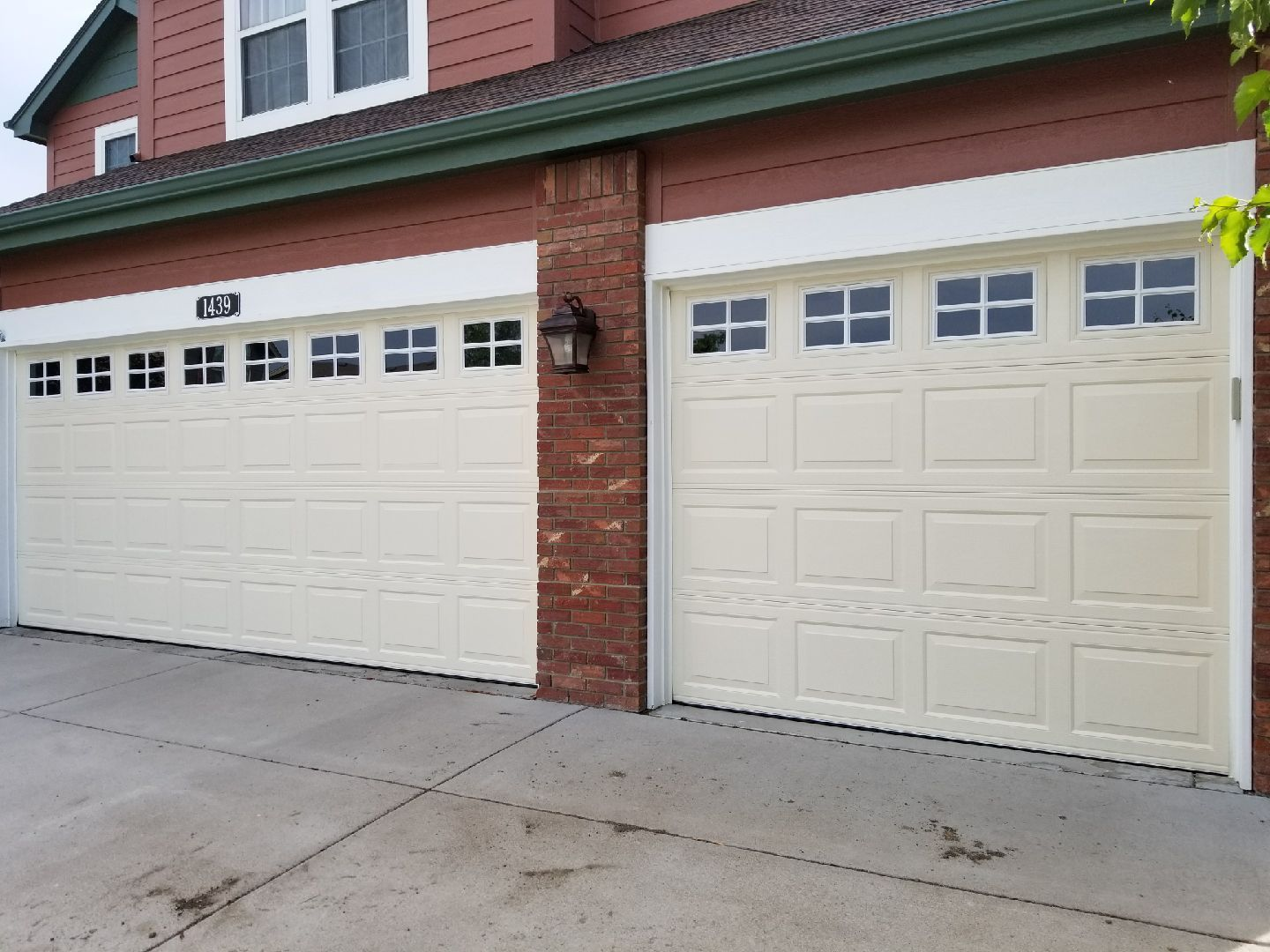 Replace Your Garage Door With 12 Easy Steps Garage Doors Doors Garage Door Rollers