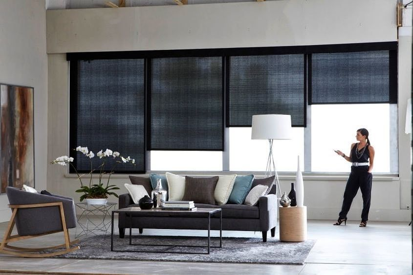 Get More Out Of Your Motorized Window Treatments With Ifttt Motorized Window Treatment Motorized Blinds Home