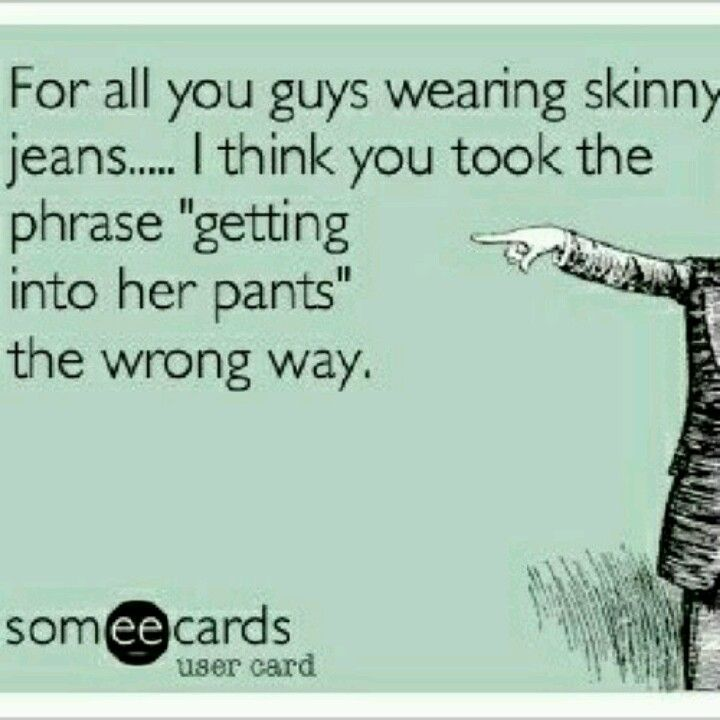 Get your own Pants