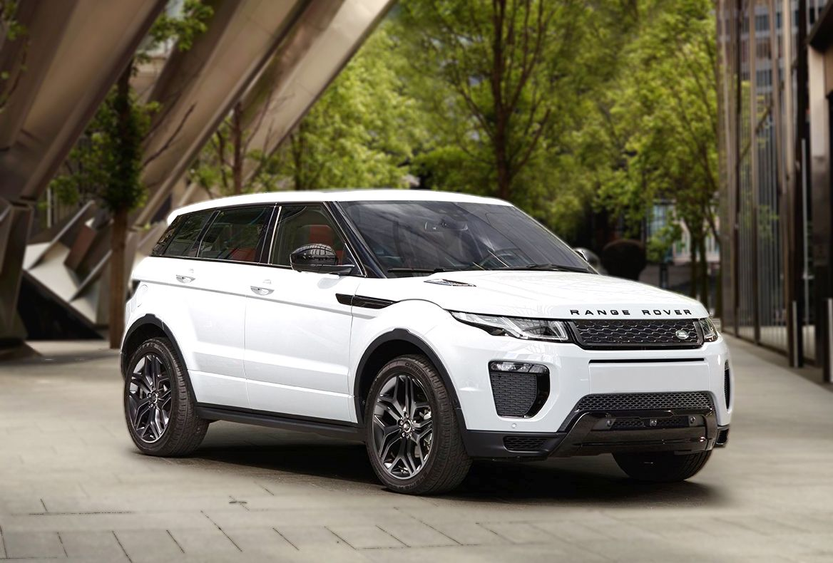 No other SUV than Range Rover Evoque can fascinate you