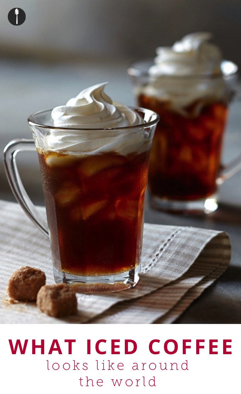 This Is What Iced Coffee Looks Like Around the World