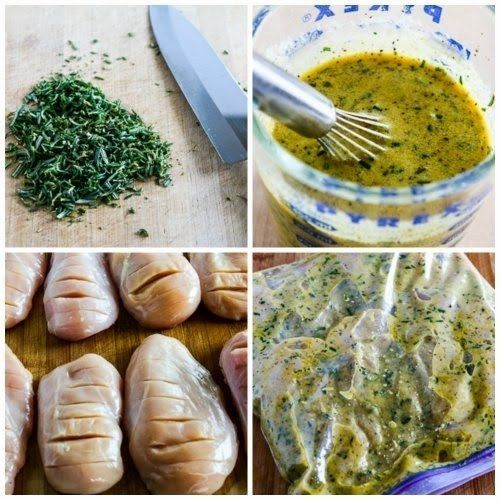Mustard Rosemary Marinade | 19 Easy Marinades That Will Make Everything More Delicious