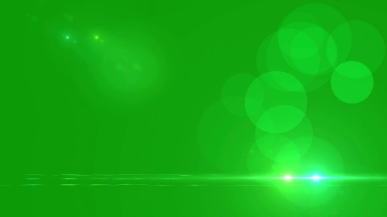 Green Screen Lens Flares Effects Free Greenscreen Lens Flare Effect Green Screen Footage