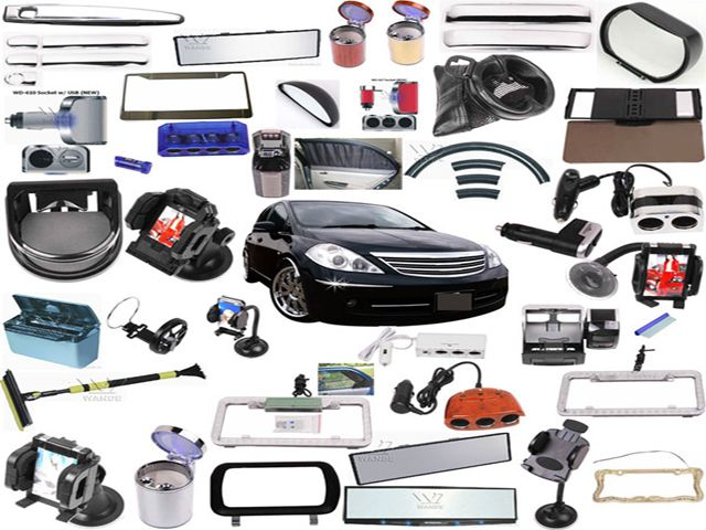 Various Car Accessories