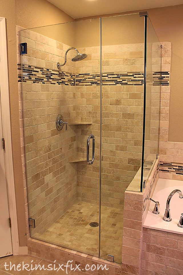 Master Bathroom REVEAL 48s To Awesome Master Bathrooms Tile Adorable Awesome Bathrooms