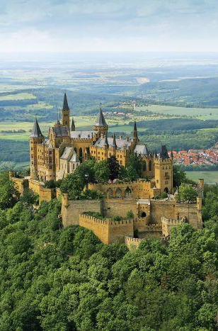 Burg Hohenzollern Beautiful Castles Cool Places To Visit Castle