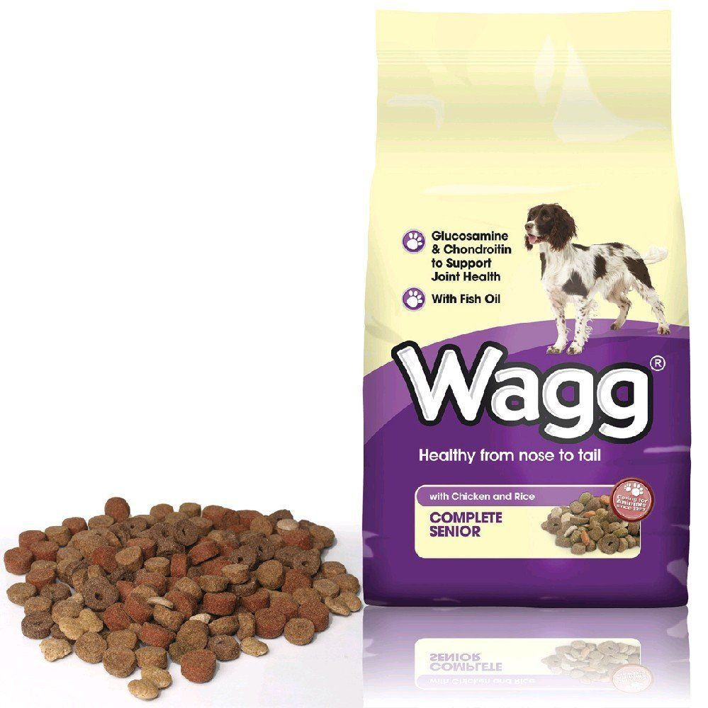 Wagg Complete Light And Senior Dog Food 2kg You Can Get More