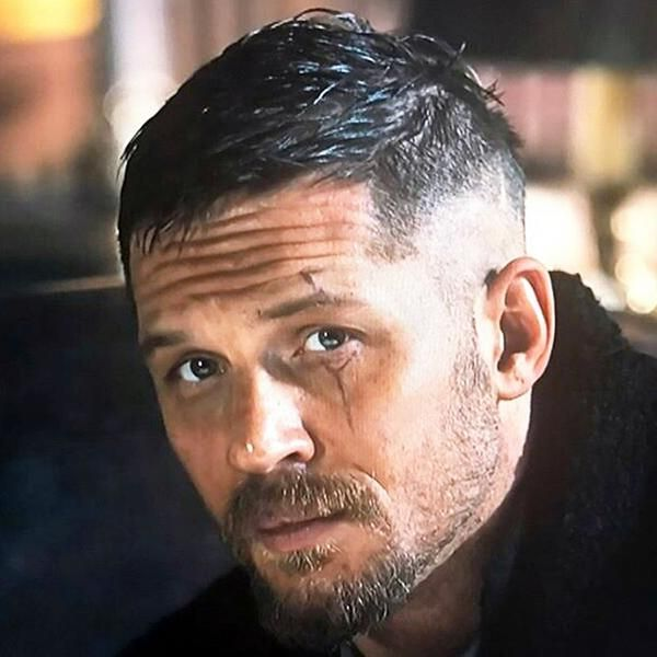Tom Hardy Taboo Hair - What is the haircut? How to style ...