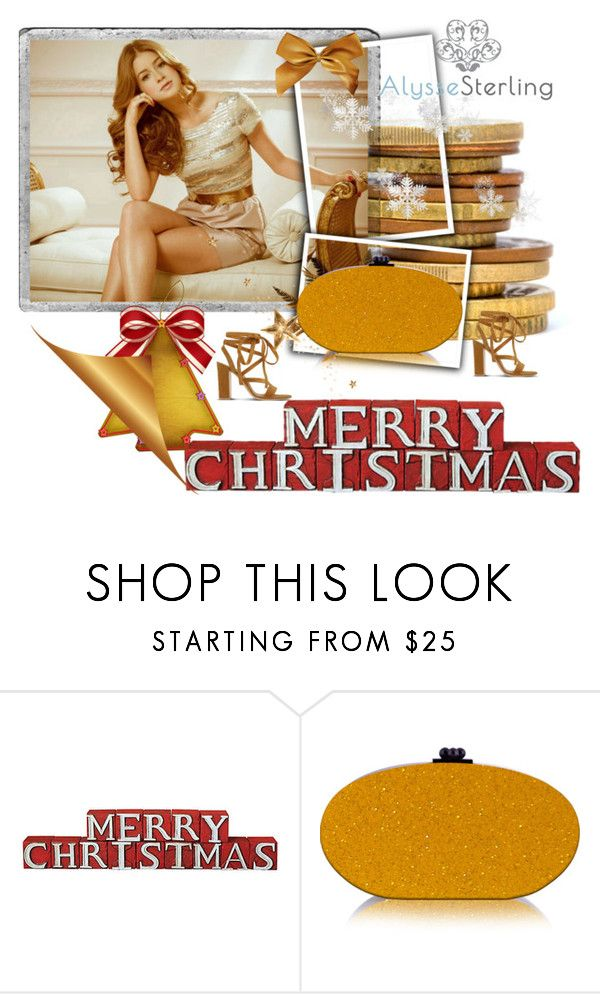 """""""Alysse Sterling"""" by alyssesterling ❤ liked on Polyvore featuring Polaroid, Clutch, polyvorecommunity, polyvoreeditorial, PolyvoreMostStylish and BRILLIANCECRYSTALCLUTCH"""
