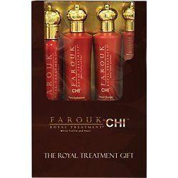 Farouk Chi Royal Treatment White Truffle Gift Set Shampoo