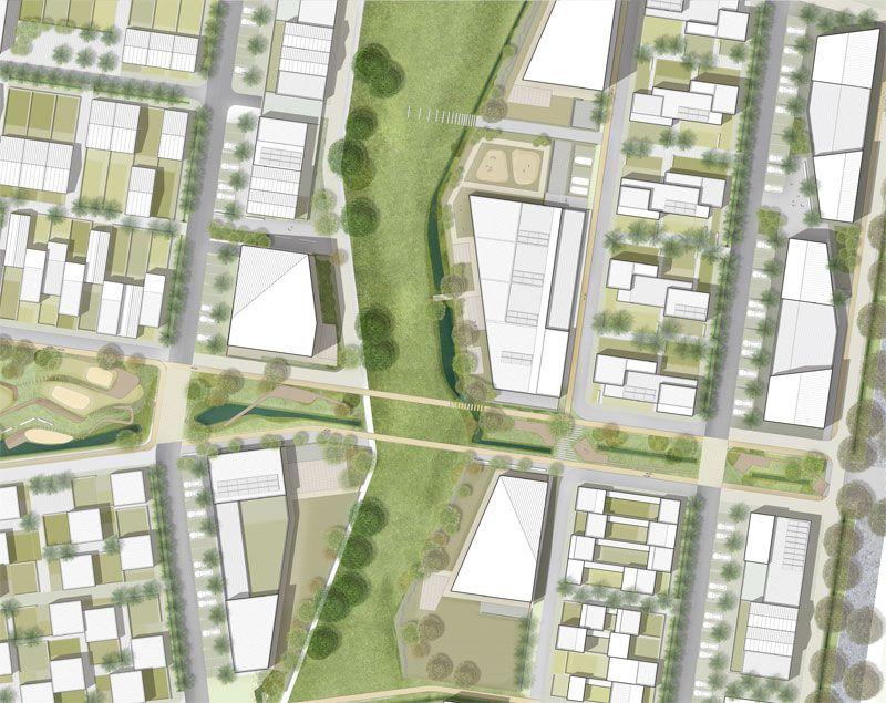 Farben Entwerfen Für Architektur Projekte 1: Nichtoffener Städtebaulich-landschaftsplanerischer