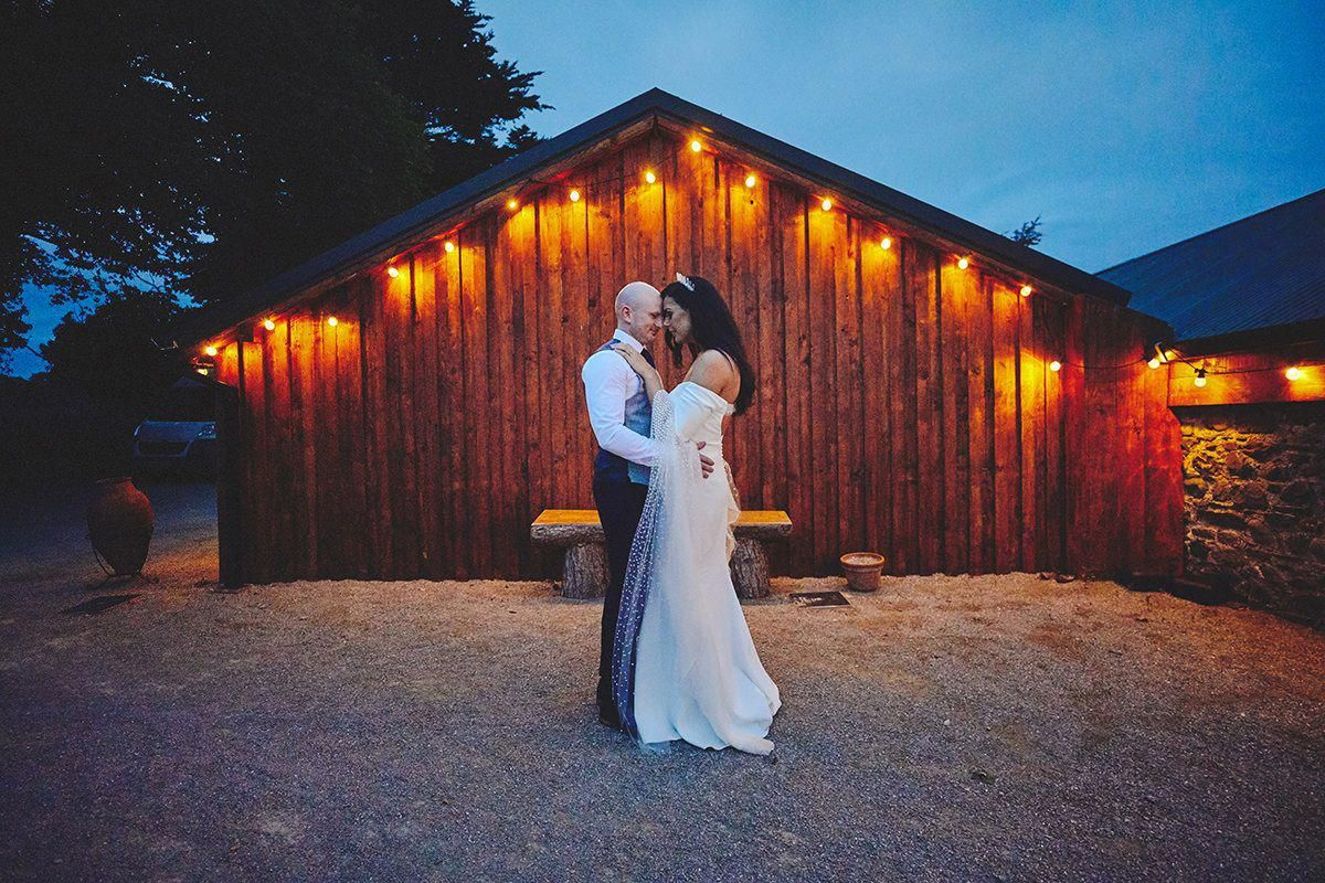 Rustic Barn Wedding - Segrave Barns Ireland #WeddingVenues ...