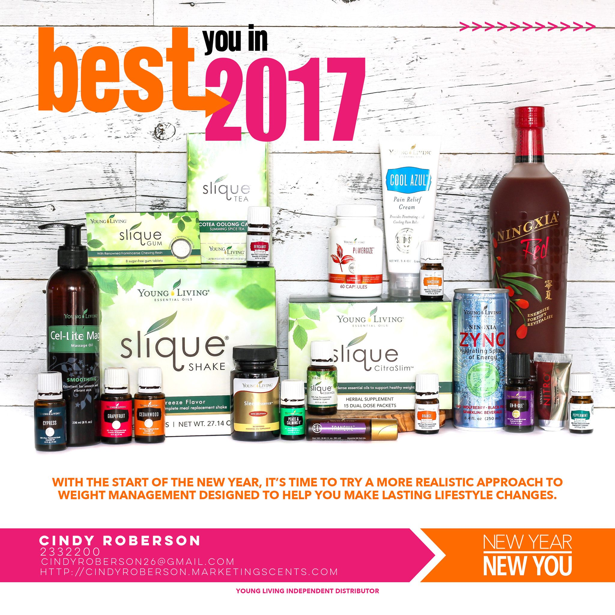 Become a new you with this all natural system.  Lose weight and support your bodies wellness!