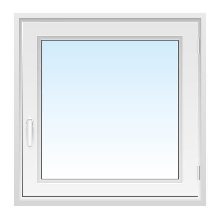 Fenster 90x90 Cm Bxh Gunstig Kaufen Fensterversand Fenstergrossen Fenster Bauordnung