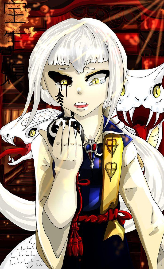 Blue Exorcist Mamushi Mamushi Hojo By Eisschweif On Deviantart Blue Exorcist Ao No Exorcist Anime