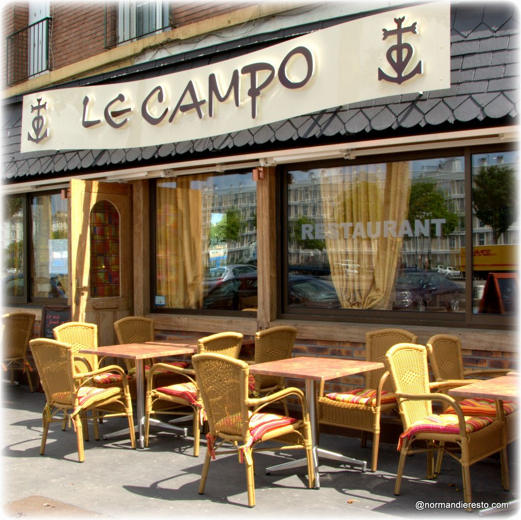 le campo au havre restaurant de cuisine espagnole gitane sainte marie de la mer soir es. Black Bedroom Furniture Sets. Home Design Ideas