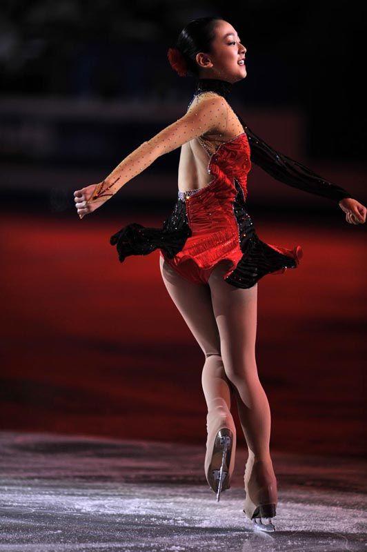 【画像】浅田真央/ISU四大陸選手権2009エキシビジョン
