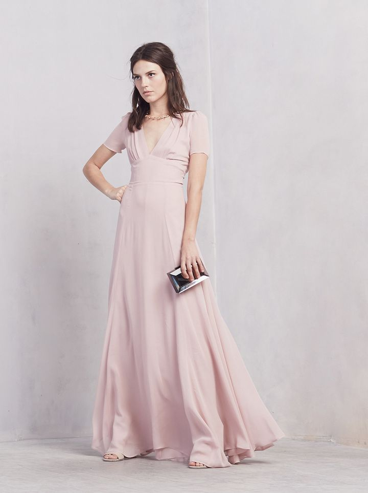 Claudette Dress | Beautiful party gowns from Reformation | Style ...