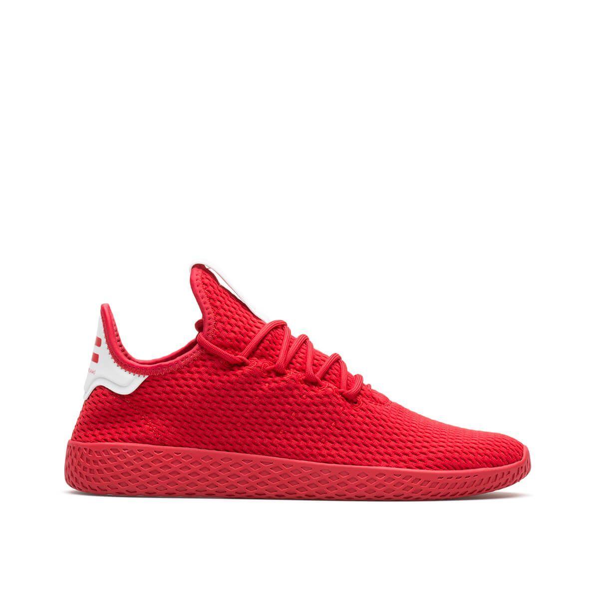 Adidas Originals Pw Tennis Hu In Red